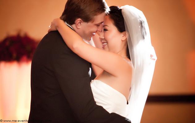Happy Anniversary, Jennifer + Nils!!