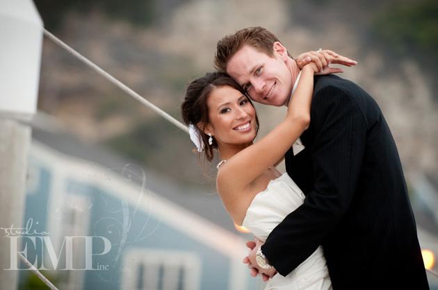 Happy Anniversary, Jessica and David!