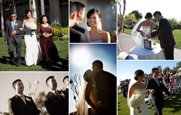 Tania + Steven :: MARRIED :: Ritz Carlton Laguna Niguel, Dana Point, CA
