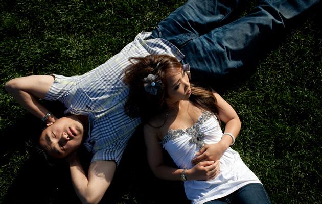 Melissa + Sam :: ENGAGED :: San Luis Obispo, CA