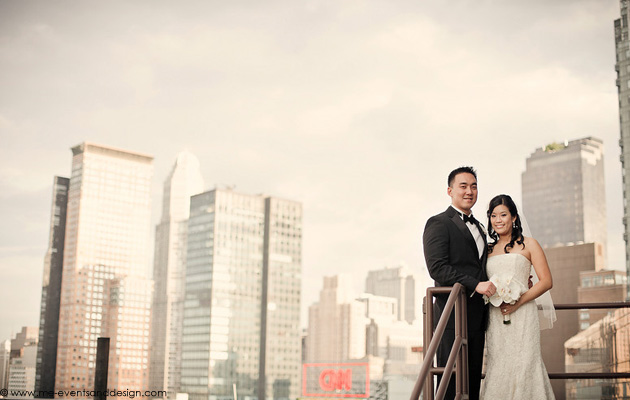 Angela + Scott :: MARRIED :: Mandarin Oriental, New York, NY