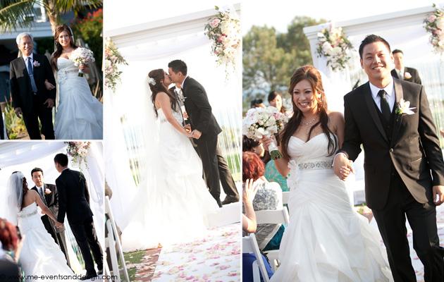 Sherry + Lance :: MARRIED :: Laguna Cliffs Resort and Spa, Dana Point, CA