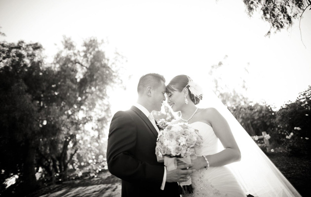 Connie + James :: MARRIED :: Pacific Palms Resort, City of Industry, CA
