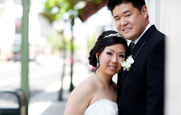 Lois + Richard :: MARRIED :: Westminster Presbyterian and Rococo Room, Pasadena, CA