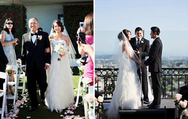 Janie + Leo :: MARRIED :: The London West Hollywood, CA