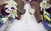 Terranea Wedding, Henry Chen Photography, Wine Ceremony