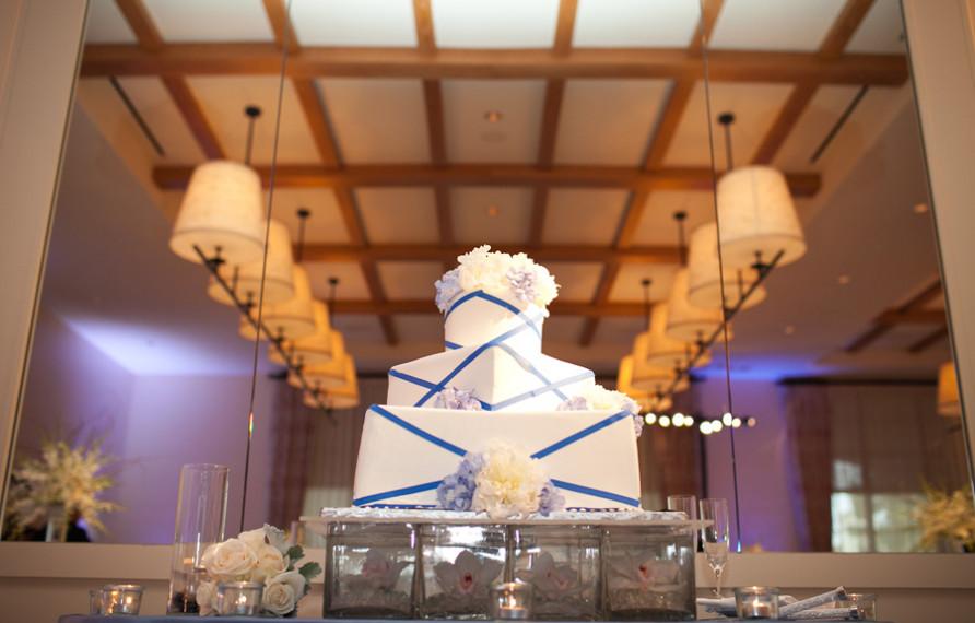 Terranea Wedding, Henry Chen Photography, Catalina Room, Wedding Cake