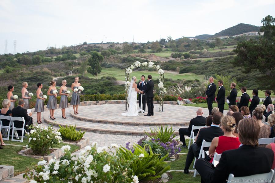 Bella Collina Wedding.7 Bella Collina San Clemente Wedding By Allison Maginn