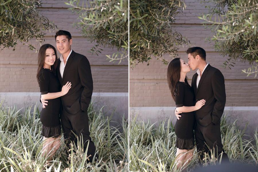 DIANE + ALEX :: ENGAGED :: LOS ANGELES CA