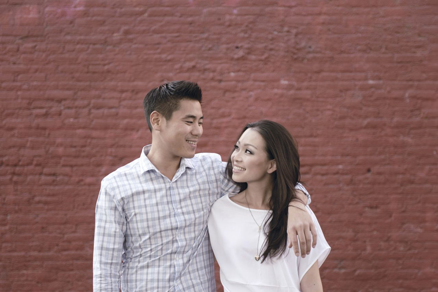 DIANE + ALEX :: ENGAGED :: LOS ANGELES CA