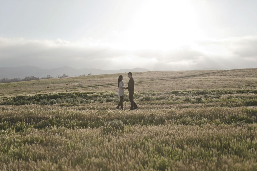 SUSAN + JOHN :: ENGAGED :: LOS ANGELES CA