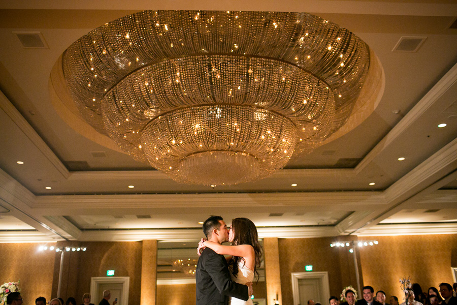 Tricia + Jarvis :: Married :: Fairmont Newport Beach, CA