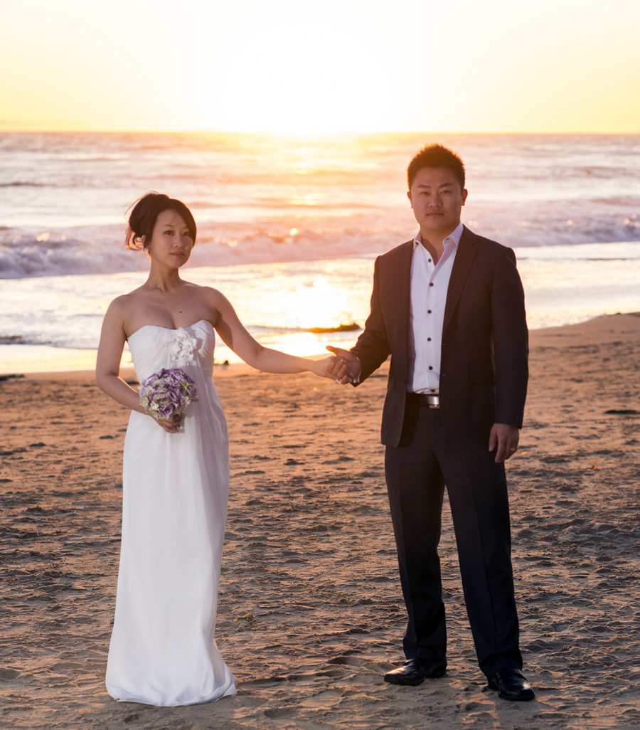 Sharon + Steven :: ENGAGED :: Crystal Cove, CA