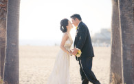 Casa del Mar Santa Monica Wedding by Kevin Lee Studio Beach