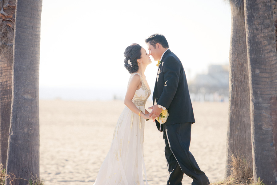 Selina + Brian :: Married :: Casa del Mar, Santa Monica CA