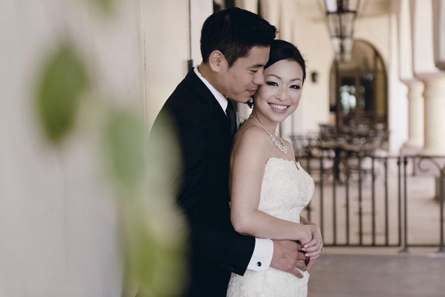 Hyatt Huntington Beach Wedding By John Park 13 Bride And