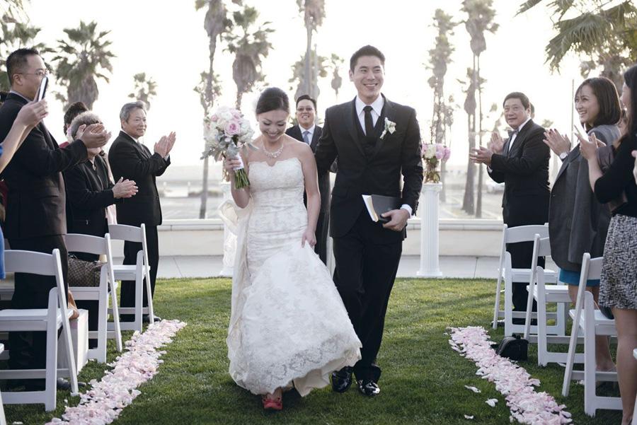 Diane + Alex :: MARRIED :: Hyatt Regency Hotel & Spa, Huntington Beach, CA