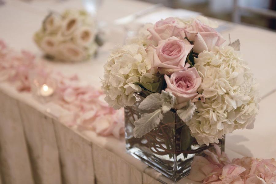 Pink And White Wedding Centerpieces Wwwpixsharkcom
