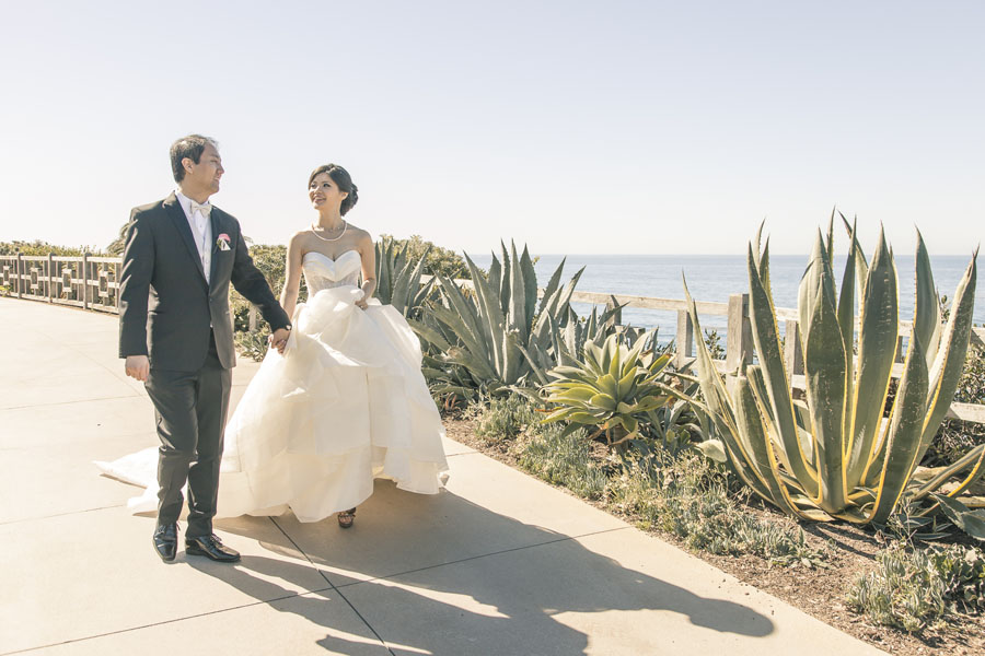 Lisa + Andy :: MARRIED :: Montage Laguna Beach CA