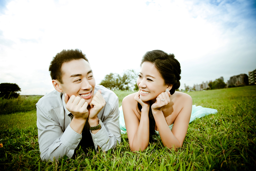 Belle + Dion :: Engaged :: Taipei Taiwan
