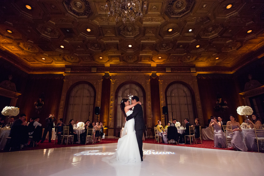 Eunice + Brian :: Married :: Biltmore, DTLA