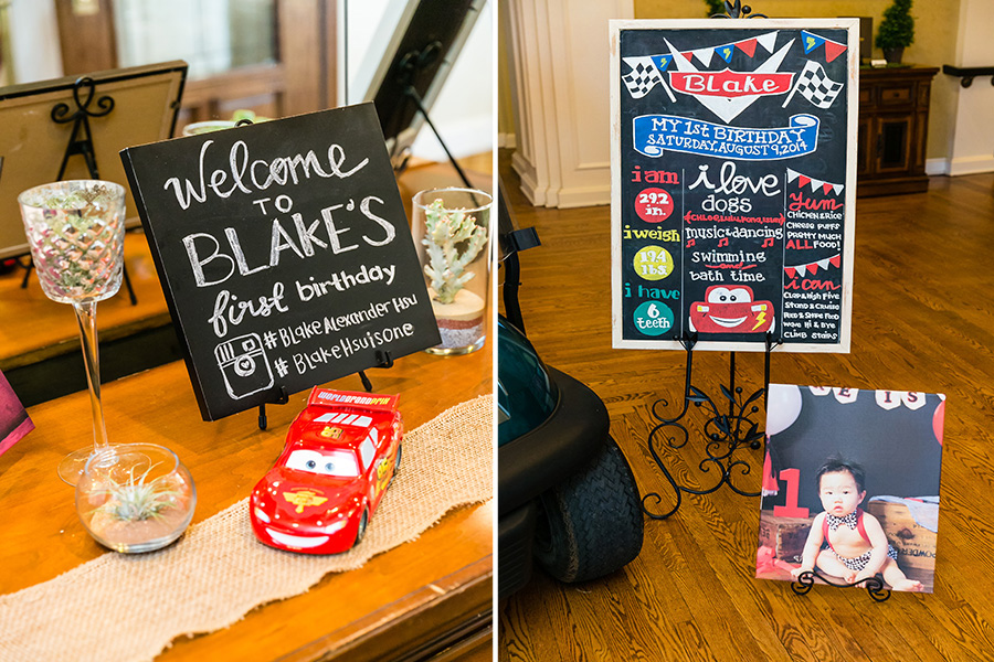 Blake's First Birthday :: Bella Collina Town & Golf, San Clemente