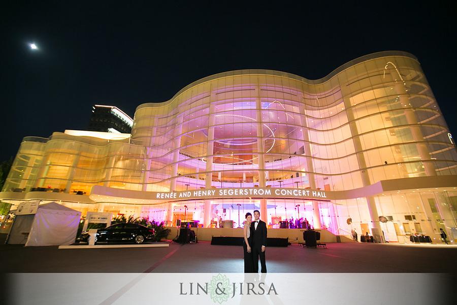 Steven's 40th Birthday :: Segerstrom Concert Hall, Costa Mesa
