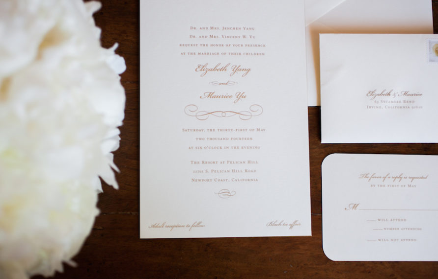 1-pelican-hill-wedding-by-kim-le-details-invitation-892x594
