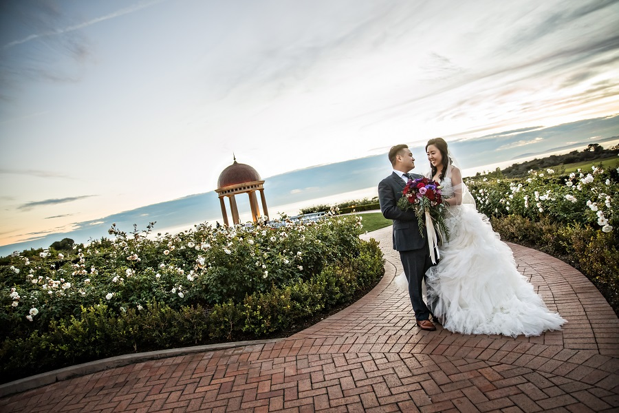 Naryoung + Andrew :: The Resort at Pelican Hill, Newport Coast, CA