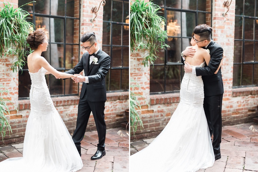 Tricia + Joe :: Carondelet House, Los Angeles, CA