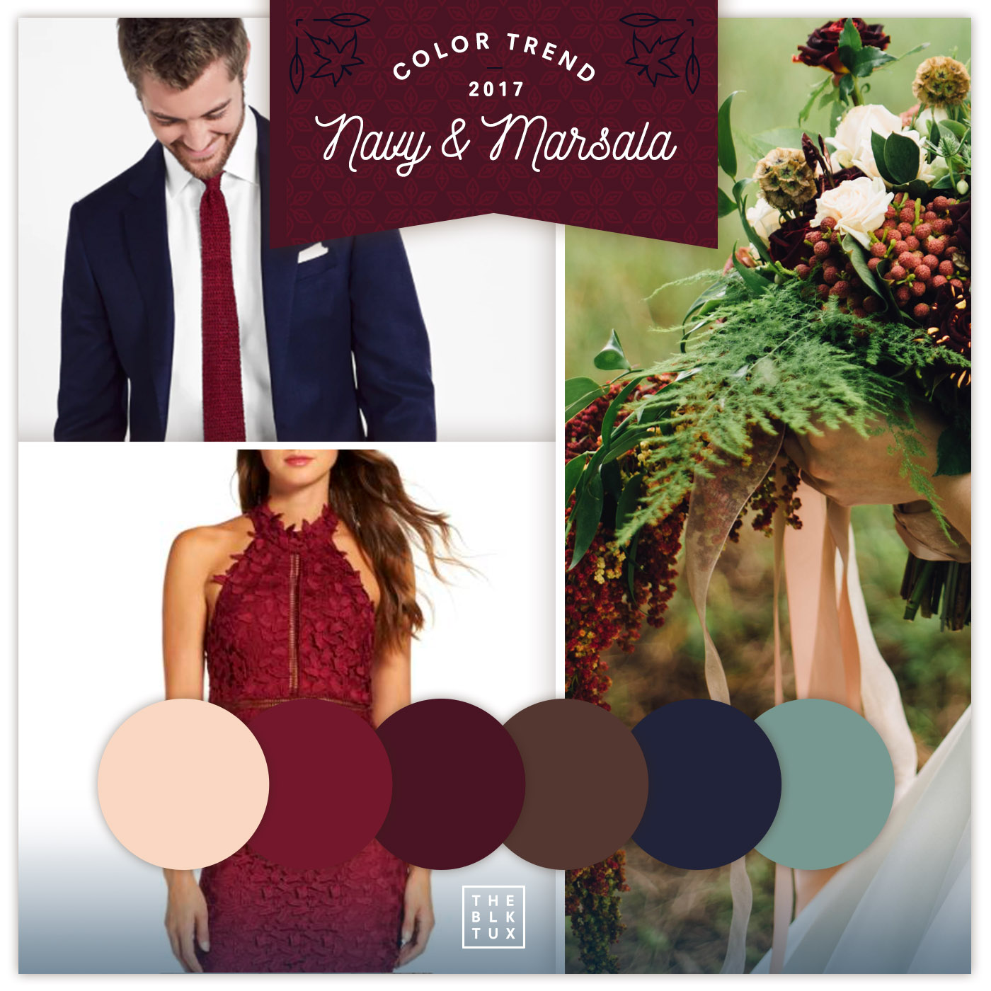 Vendor Spotlight & Fall Color Trends That We Love
