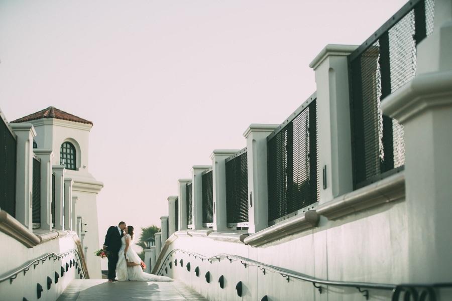 Margie + John :: Hyatt Regency, Huntington Beach, CA